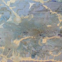 Armonía. Tamaño 80 x 100 cm. Técnica mixta acrílico sobre lienzo. Adquirido